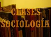 Clases particulares de Sociología