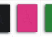 Agendas de Arquitectura 2009 varios colores