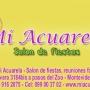 Mi Acuarela - Salon de fiestas - Fiestas Infantiles, reuniones familiares y eventos