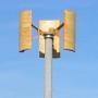 Aerogenerador, curso online  de energias renovables.
