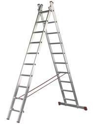 Alquiler de escaleras