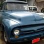 Camioneta FORD F100 año 56/61