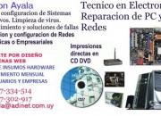 Servicio tecnico Pc Redes
