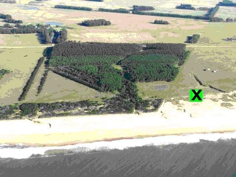 Fotos de Vendo lote de terreno en el balneario las garzas - laguna rocha - la paloma - ur 3