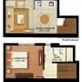 Venta de casa en Parque Rodo, Canelones y Yaro, 1 dormitorio