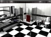 revestimiento de baño completo $25.000 con materiales