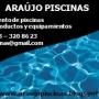 Mantenimiento y venta de productos para su piscina!