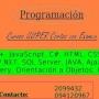 Programación Clases Particulares Utu - Enseñanza - Trabajo FreeLance - .NET - C# - C++ SQL