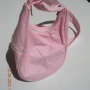 Mochila chica color rosada (no cartera, morral)