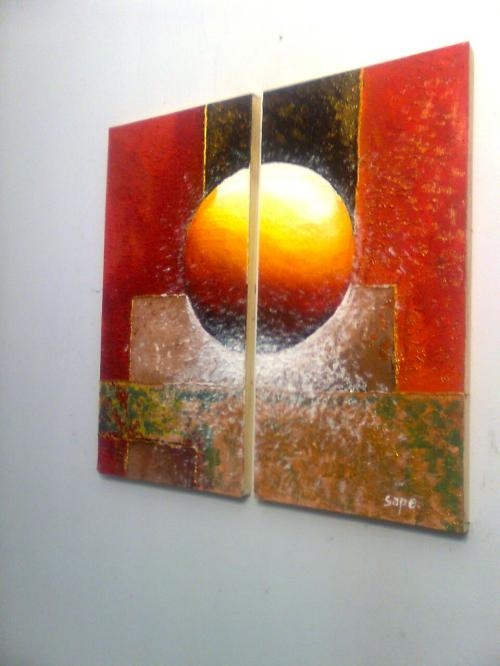 All posters abstractos tripticos imagui - Cuadros abstractos minimalistas ...