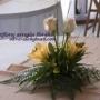 Decoraciones Energía Creativa - Arreglos florales - Telas - Globos