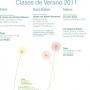 clases danza contemporánea y yoga - Verano