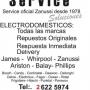 Service oficial Zanussi, venta de repuestos de todas las marcas tel:. 26225974