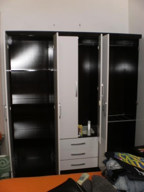 Fotos de Vendo juego de dormitorio y placar 4