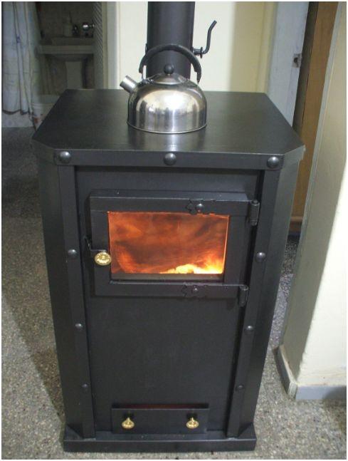 Los mejores calefactores - Estufa de lena para radiadores ...