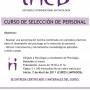 CURSO DE SELECCIÓN DE PERSONAL
