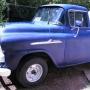 Vendo camioneta Chevrolet Apache año 1958