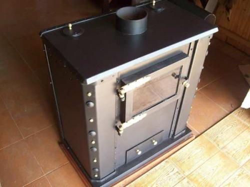 Fotos de estufas y calefactores vitro turbinas le a aire Estufas de lena con turbina