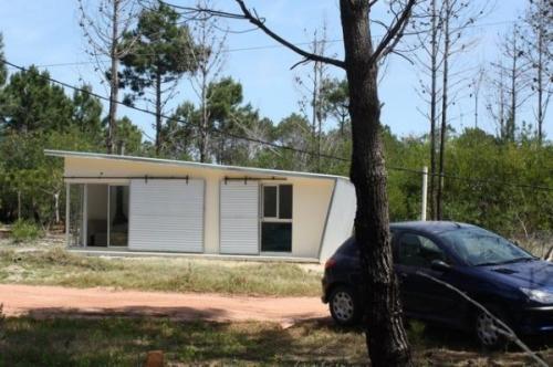Fotos de construccion caba as alpinas chalet viviendas - Cabanas de madera economicas ...