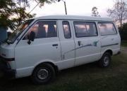 Vendo camioneta Nissan Vanette año 1995 IMPECABLE. Al dia