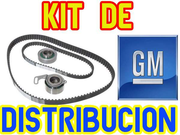 Kit de distribucion corsa - corsa 2 - celta - montana - classic mirvic repuestos