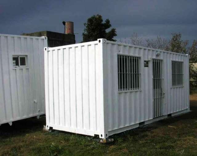 Modulos vivienda modulos termicos para empresas for Contenedores de oficina