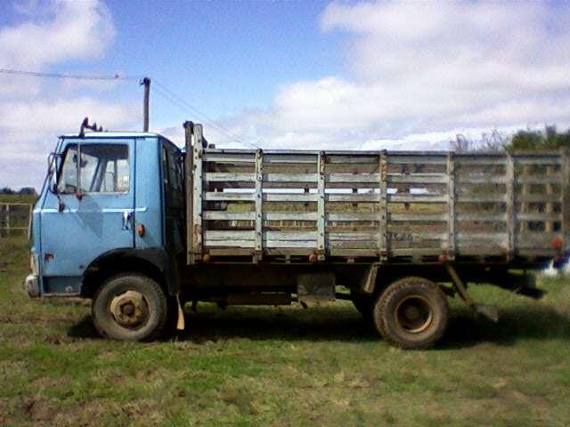 Vendo camión fiat om leoncino año 1965. funcionando! todo al día!