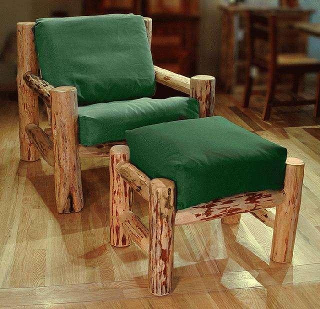 Fotos de carpinter a el retorno muebles r sticos y de ca - Muebles rusticos de campo ...