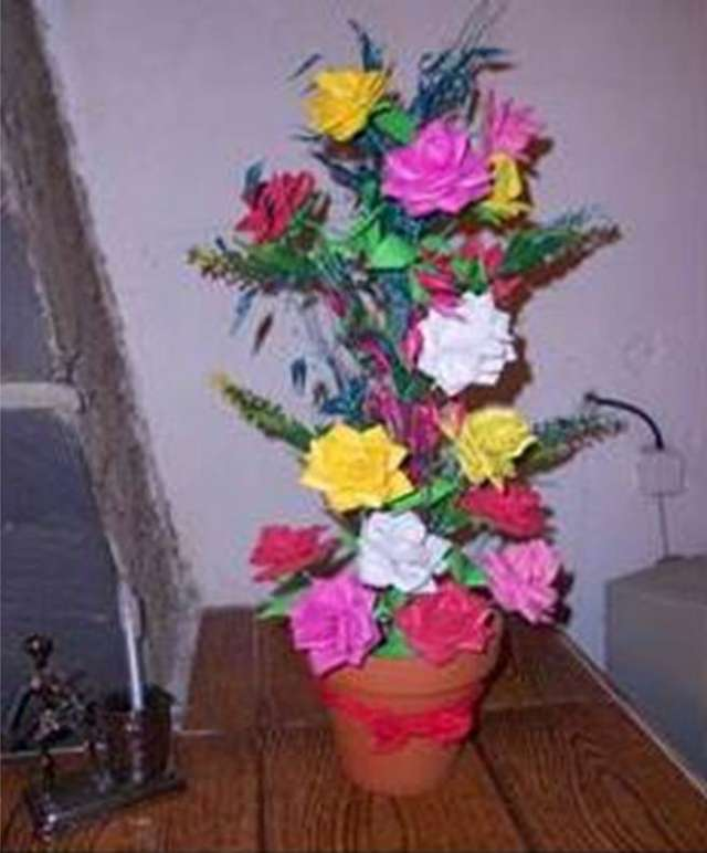 Moldes para hacer flores en goma eva car interior design - Flore de goma eva ...