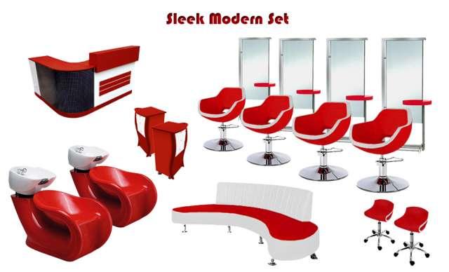 Muebles para peluquería en Cardal, Uruguay  Muebles