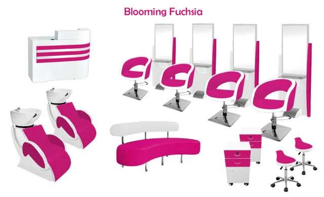 Muebles para salón de belleza en Melo, Uruguay  Decoración y