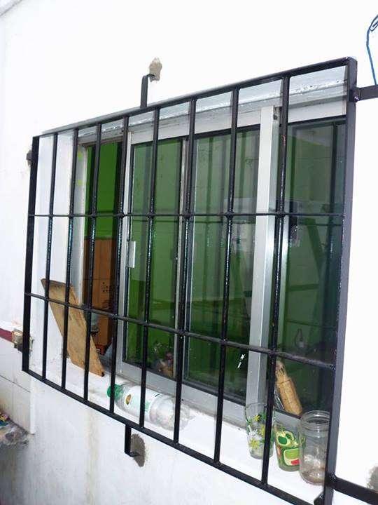 Rejas jardin image result for verjas para casas malla - Verjas para puertas ...