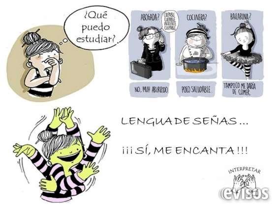 """Curso básico """"Aprendiendo Lengua de Señas Uruguaya"""", comunicarse al mail aprendiendolsu@hotmail.com o al celular 099 126343"""