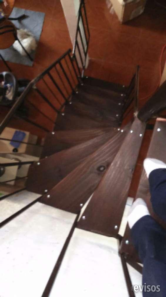 Escaleras caracol.herreria en La Teja, Uruguay - Decoración y jardín