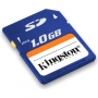SD 1GB KINGSTON CON GARANTIA Y NUEVA $319