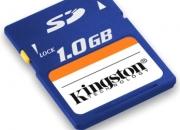 Sd 1gb kingston con garantia y nueva $319