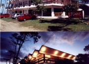 A La Paloma - Uruguay.  HOTEL YERUTI