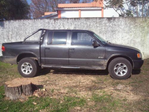 Foto Cabina Venta : Venta de camioneta chevrolet s doble cabina en montevideo