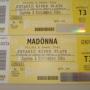 MADONA en ARGENTINA Jueves 4 de Diciembre Campo Trasero lo Mejor