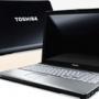 Notebook Toshiba Intel Centrino 2gb ram 200gb memoria webcam incluida