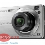 Camara Digital SONY DSC W110 7.2 MP Memoria 2 Gb de REGALO!!!!