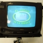 vendo tv goldstar 14´´ a color y con control por 1000 pesos uyos