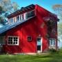 Alquilo preciosa casa en Laguna del Sauce, Punta del Este. Por semana, mes, todo el año.