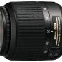 Objetivos Nikon 18-55 DX y 55-200 DX