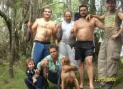 Vendo Cachorros Pitbull hijos de Cabrón perro campeón.