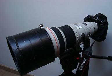 Teleobjetivo canon 400mm f2.8 l