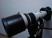 Teleobjetivocanon400mm f2.8 l