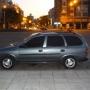 chevrolet corsa wagon 87000km exelente estado nafta full año 2000