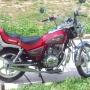 vendo moto yasuki 125 cc  roja