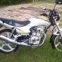 VENDO MOTO YASUKI UR125R AÑO 2008 U$S990